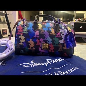 NWT Dooney and Bourke 10th Anniv.Mickey
